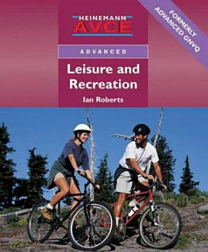 Advanced Leisure and Recreation PDF