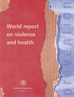 World Report on Violence and Health PDF