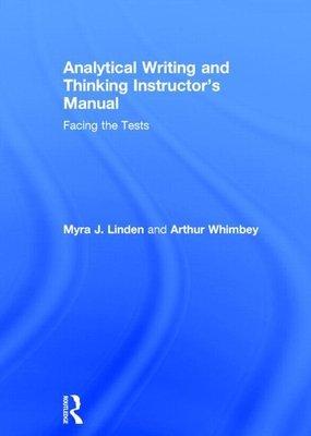 Analytical Writing Teachers Manual