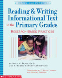 Reading   Writing Informational Text in the Primary Grades