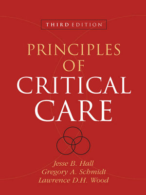 Principles of Critical Care, Third Edition