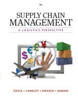 Supply Chain Management  A Logistics Perspective PDF