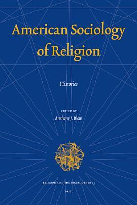 American Sociology of Religion PDF