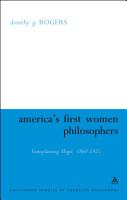 America s First Women Philosophers PDF