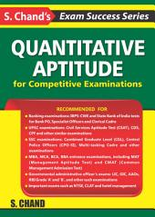 Quantitative Aptitude for Competitive Examination