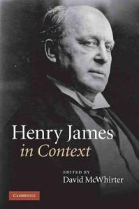 Henry James in Context PDF