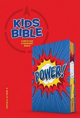 CSB Kids Bible  Power
