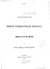 A Monograph of the British Nudibranchiate Mollusca: With Figures of All the Species