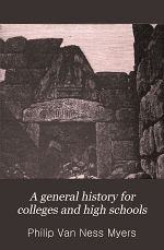 A General History for Colleges and High Schools