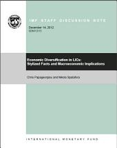 Economic Diversification in LICs: Stylized Facts and Macroeconomic Implications