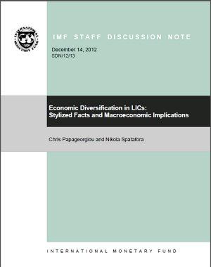 Economic Diversification in LICs
