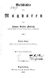 Geschichte der Magyaren: 3