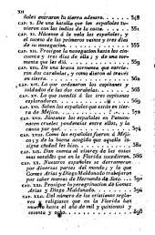 La Florida del Inca. Historia del adelantado Hernando de Soto, gobernador y capitán general del reino de la Florida, y de otros heroicos caballeros españoles e indios, 7: Volumen 2
