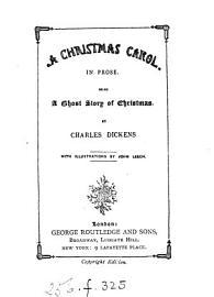 A Christmas Carol In Prose