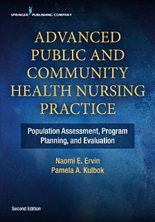 Advanced Public and Community Health Nursing Practice 2e Book