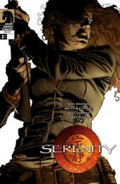 Serenity: Those Left Behind #2