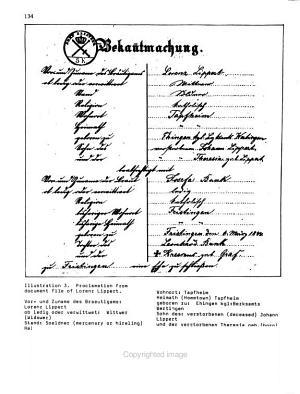 German Genealogical Digest