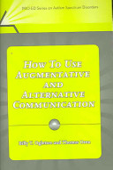 How To Use Augmentative And Alternative Communication Book PDF
