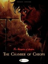 The Marquis of Anaon - Volume 5 - The Chamber of Cheops