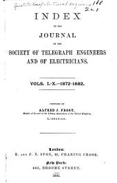 Proceedings of the Institution of Electrical Engineers: Volumes 1-10