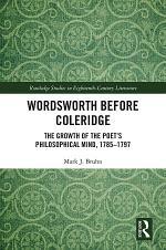 Wordsworth Before Coleridge