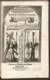 Hertzen-trosts-Musica: Geistliche Meditationen mit einer stim neben dem Basso Continuo für einen Org. Theorb. oder Lautenisten &c