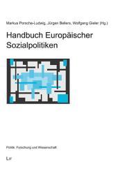 Handbuch Europäischer Sozialpolitiken
