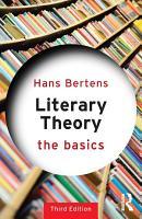Literary Theory  The Basics PDF