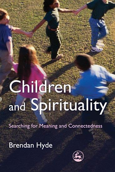 Children and Spirituality PDF