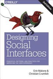 Designing Social Interfaces: Principles, Patterns, and Practices for Improving the User Experience, Edition 2