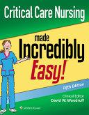 Critical Care Nurs Made Inc Easy 5 PDF