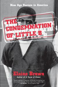 The Condemnation of Little B  Book