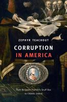 Corruption in America PDF