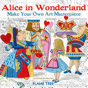Alice in Wonderland  Art Colouring Book  PDF