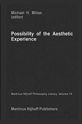 Possibility of the Aesthetic Experience