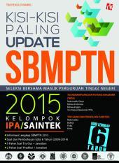 Kisi-kisi Paling Update SBMPTN 2015 Kelompok IPA/Saintek