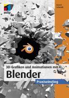 3D Grafiken und Animationen mit Blender PDF