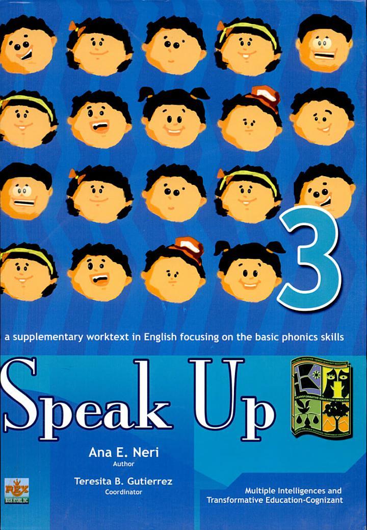 Speak Up 3' 2007 Ed.