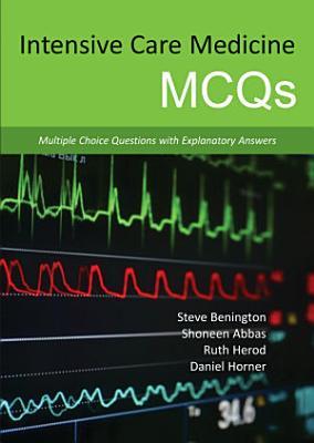 Intensive Care Medicine MCQs PDF