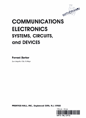 Communications Electronics PDF