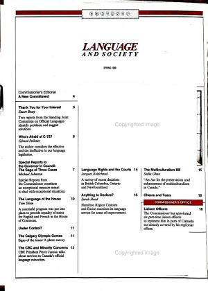 Language and Society PDF