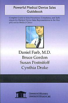 Powerful Medical Device Sales Guidebook PDF