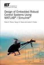 Design of Embedded Robust Control Systems Using MATLAB     Simulink   PDF