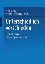 Unterschiedlich verschieden PDF