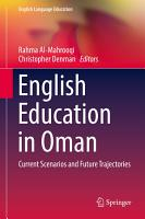 English Education in Oman PDF