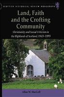 Land  Faith and the Crofting Community PDF