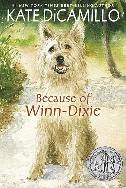 Download Because of Winn Dixie Book