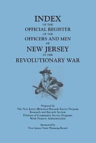 Index to Stryker s Register of New Jersey in the Revolution PDF