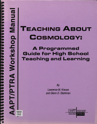 Teaching about Cosmology