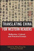 Translating China for Western Readers PDF